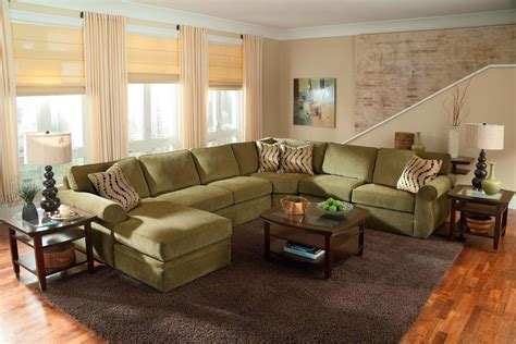 broyhill sofa with chaise broyhill furniture chaise sectional with sleeper