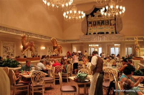 Review: 1900 Park Fare the disney food blog