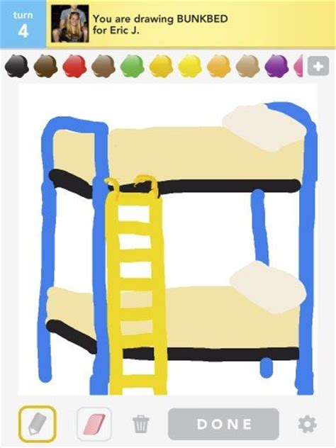 Bunk Bed Drawing Bunkbed Drawings The Best Draw Something Drawings And Draw Something 2 Drawings From Iphone