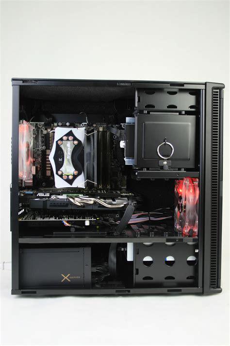 antec tricool 120mm fan puget custom computers custom built computer systems