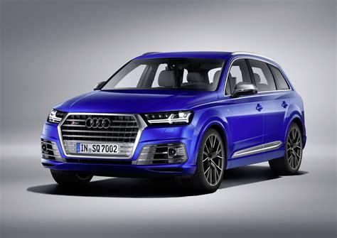 Audi Lifestyle by Geneve 2016 Audi Sq7 Tdi Auto Lifestyle
