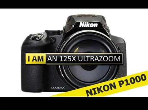 nikon p1000 135x optical zoom greatest of all