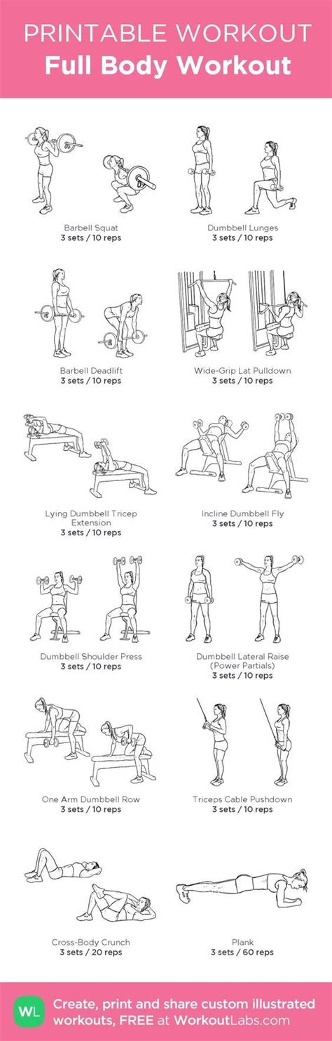 25 best ideas about workout plans for on