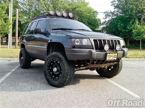 Jeep Grand 2001 Road Jeep Grand Wj Technical Details History Photos