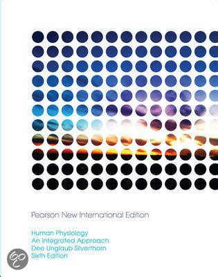 human physiology an integrated approach plus mastering a p with etext access card package 7th edition bol human physiology unglaub silverthorn