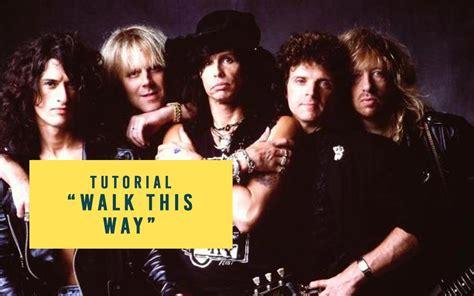 Tutorial Walk This Way | tutorial chitarra walk this way aerosmith tutorial chitarra