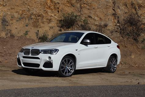 2016 bmw x4 m40i drive review