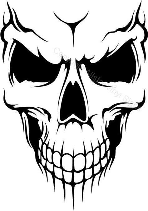 skulls airbrushing  skull skull stencil skull