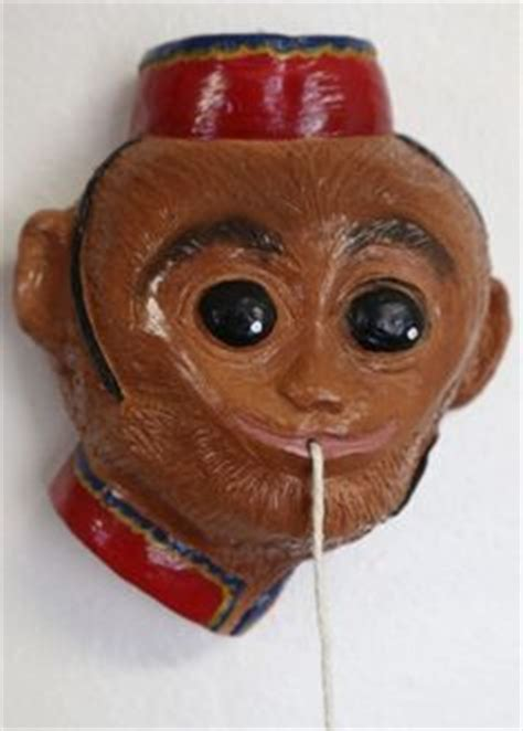 Character Holder Monkey 1000 images about vintage string holders on