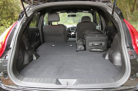 nissan juke interior trunk review 2013 juke nismo video the truth about cars