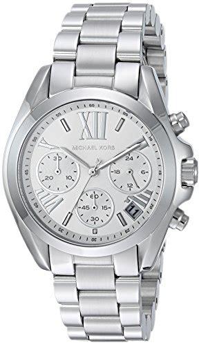 Michael Kors Uhren Silber Damen 209 by Uhren Michael Kors In Silber F 252 R Damen
