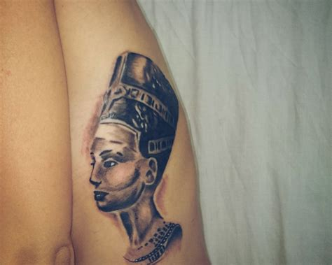 nefertiti tattoo nefertiti best design ideas