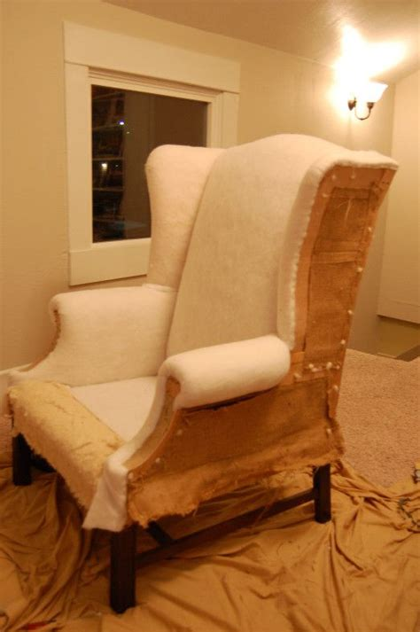 diy ottoman reupholstery 17 best ideas about wingback chairs on pinterest wing
