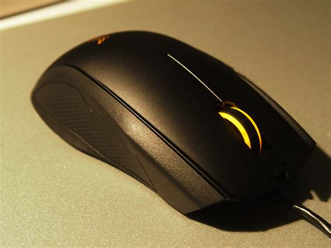 Mouse Gaming Razer Krait razer krait 2013 6400dpi 4g ambidextrous synapse gaming mouse for pc mac ebay
