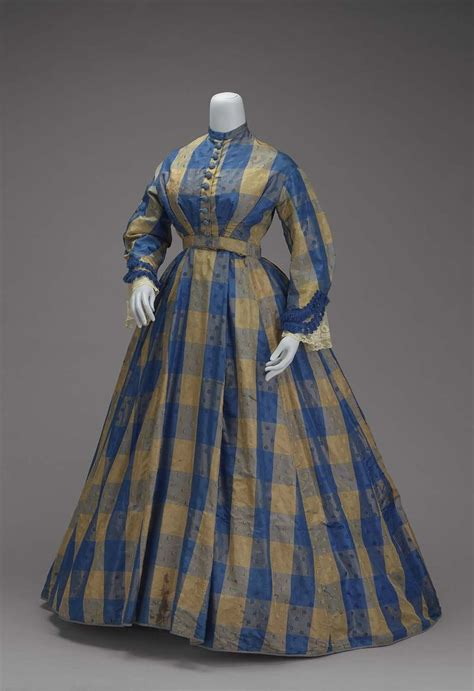 Bo Tartan Dress one dress of blue and large scale checkerboard