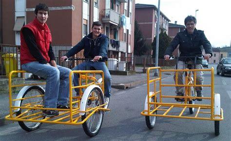 spedire alimenti in italia trasporto alimenti con tricicli e bici da carico cassoni