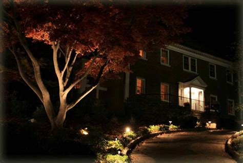 Ny Landscape Lighting Outdoor Lighting Ideas Gallery Pro Landscape Lighting