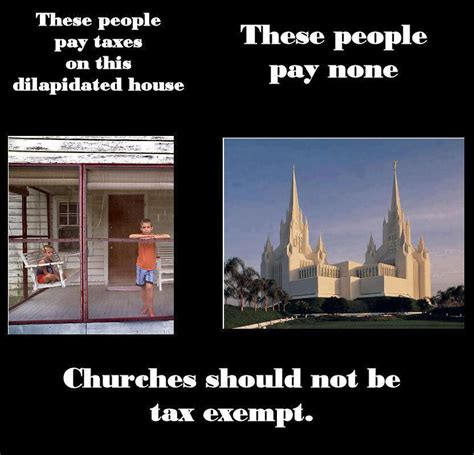 tax exempt for churches