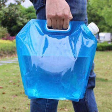 portable water 5 l 5l portable folding water storage carrier container