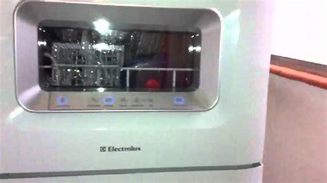dishwasher electrolux hd