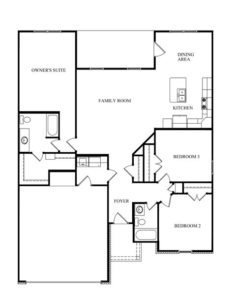 jagoe homes summit floor plan