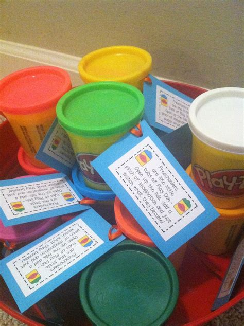 open house gifts cute back to school preschool gift pre k pinterest