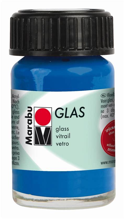 acrylic paint porcelain marabu glas paints water based translucent glass ceramic