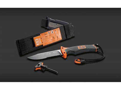 gerber grylls ultimate survival knife review gerber grylls ultimate fixed blade knife serrated