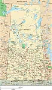 map of saskatchewan towns