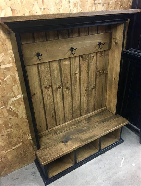 john hall bench children s hall tree cubby bench and coat rack storage unit
