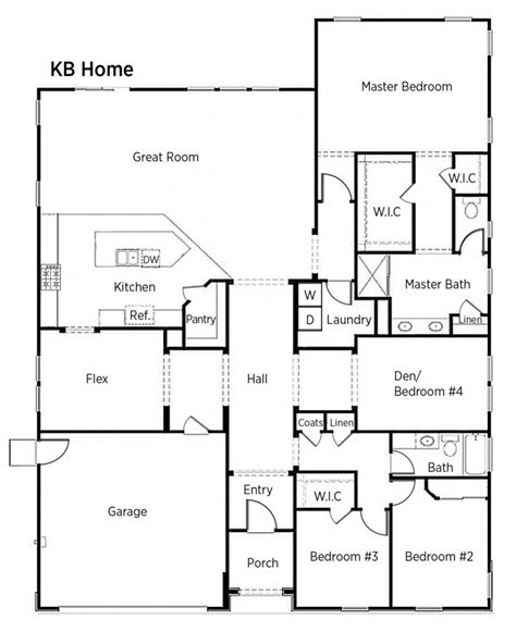 homes floor plans kb homes floor plans inspirational kb homes floor plans