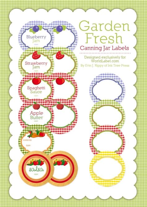 printable jar labels mason jar labels printable free