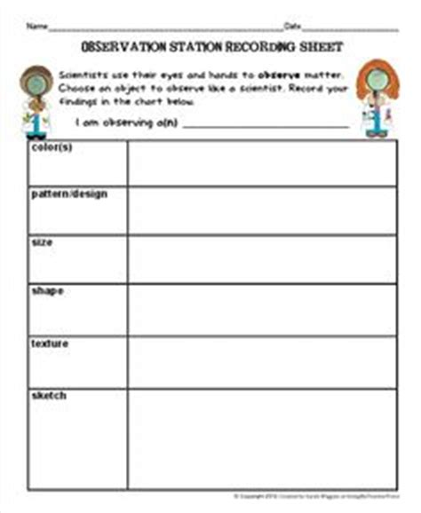 Science Process Skills Worksheets by 1000 Images About Science Scientific Method Process