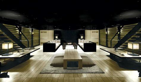 armani home interiors jaw dropping the interior of giorgio armani s yacht
