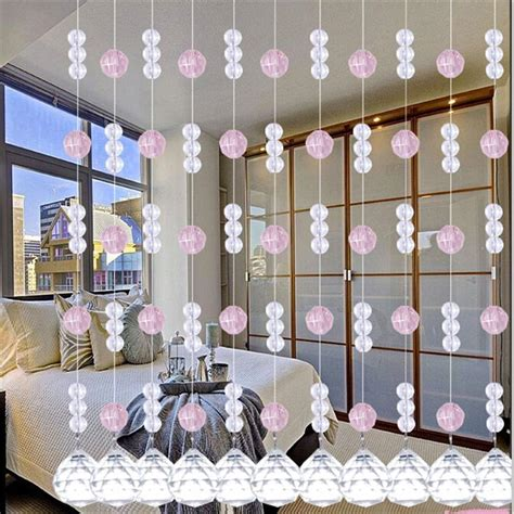 Diy Beaded Door Curtains Beaded Door Curtain Diy Curtain Menzilperde Net