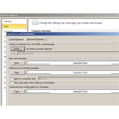microsoft themes for email working with microsoft outlook email themes