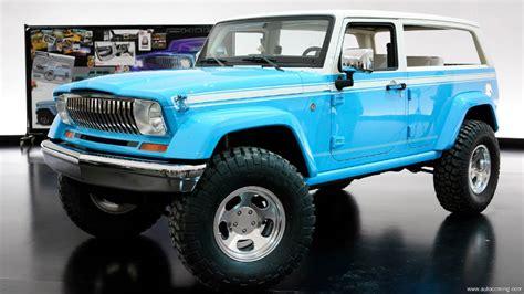 jeep concept 2016 2016 jeep chieftain concept