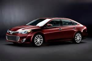 Toyota Avaolon Toyota Avalon 2014 Redesign Release Date