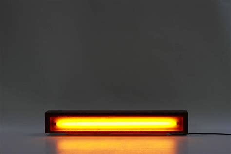 Fluorescent Floor L 403 Floor L In Cast Industrial Rubber With T8 Fluorescent L For Sale At 1stdibs