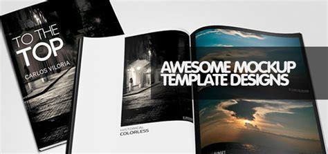 mockup templates for photoshop 30 top beautiful free photoshop mockup templates of 2014