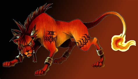 red xiii tattoo the gallery for gt xiii