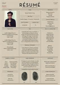 Cool Resume Template by 25 Creative And Simple Resume Exles