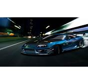 Toyota Supra Car HD Wallpaper 1080p Free Resolutions
