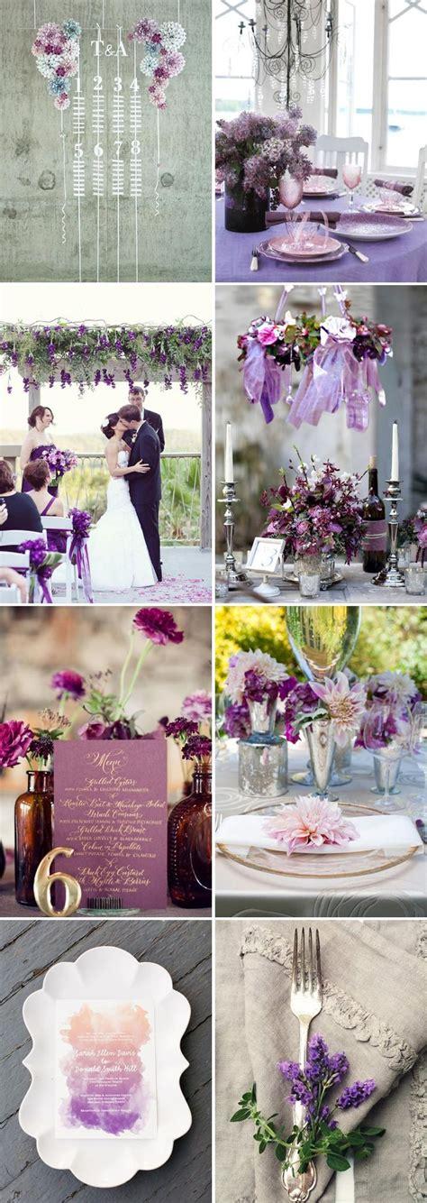 25 rustic purple wedding ideas on purple wedding flowers lavender