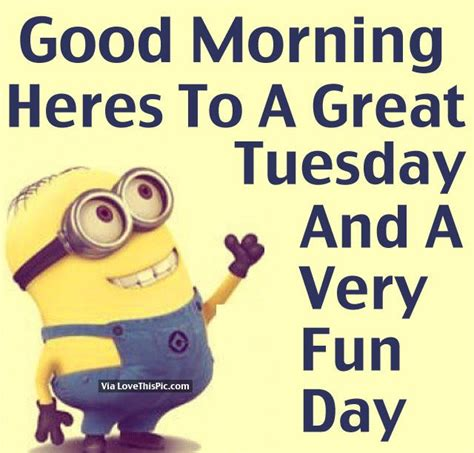 good morning tuesday images ideas
