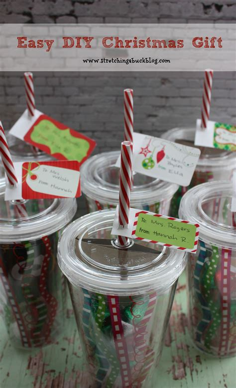 14 best photos of diy christmas gifts creative diy