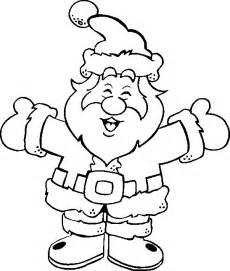 canalred gt navidad gt plantillas navide 241 colorear papa noel santa claus viejito