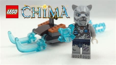 Lego Chima 30266 Sykor S Cruiser Polybag Sykor Kid Minifigure lego legends of chima sykor s cruiser review 30266