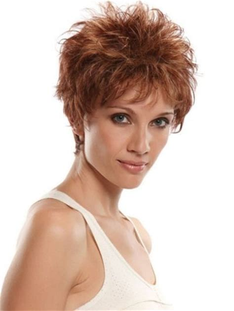 every day over 60 women short haircut pictures womens spiked hair hairstylegalleries com