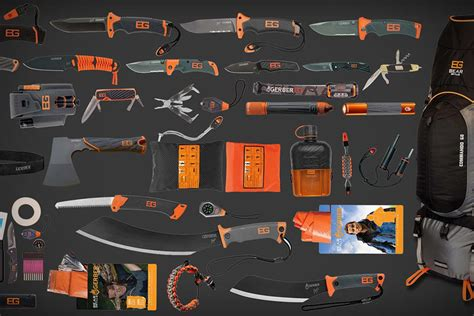 grylls ultimate survival kit gerber x grylls the ultimate survival pack mikeshouts